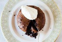 desserts galore! / my favorite food group, DESSERTS!  / by Christina Coker   Champagne Taste Beer Budget