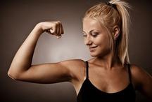 Fitness / by Diane Van Gelderen Lowry