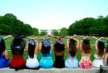 I believe in Alpha Delta Pi / by Alexis Rose