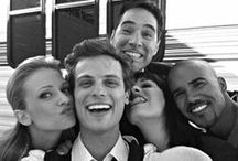 Criminal Minds / Got to love the BAU...especially Derek and Spence!!! / by Tracy Green