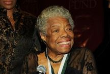 Maya Angelou / by wcnc