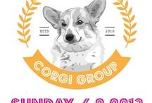 Corgi Meetups, Picnics, Parties and Parades! / by Daily Corgi