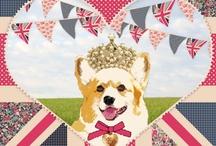 Corgis of the Queen's 2012 Diamond Jubilee / by Daily Corgi