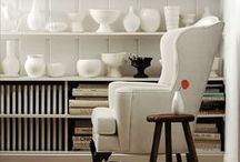 White / by Red Barn Mercantile