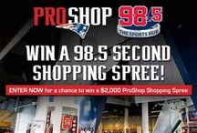 Win Stuff / by New England Patriots