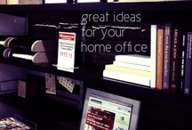 Home Office - Great Ideas / by Caroline Pointer
