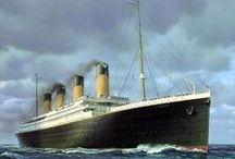 TITANIC - April 15, 1912 / by Micky Nowitzke