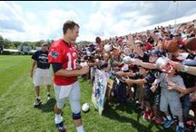 #PatsCamp 2014 / http://www.patriots.com/trainingcamp/ / by New England Patriots