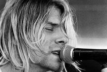 Kurt Cobain / by Laura Flaherty