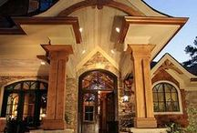 New home design / by Ashley Pinterest