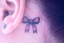 Tattoos / by Alissa Helen