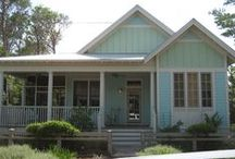 home exteriors  / by Whitney Lash