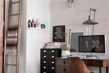 desks / by Kendra Livingstone Smoot