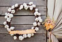 diy wreaths  / by Whitney Lash