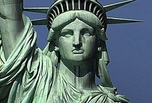 AMERICA, Land That I love. / by Marcelyne Billings