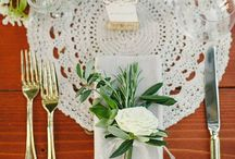 Tablescapes / by Aimee Paradise