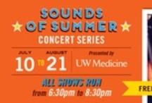 Concert Series 2013 / by University Village