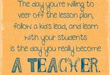 Teaching is my passion..... / by Stacy Ann