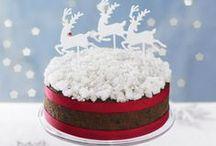 Christmas Cakes / by Angela Chadwick