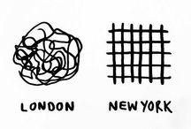 travel + leisure / Near & far. / by Lisa Bologna
