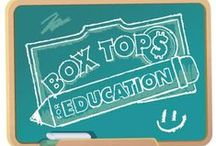 BOX TOPS / by Holly Cairncross