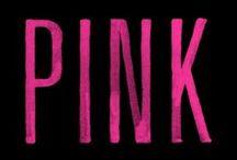 Black & Pink / by Sandra Lederer