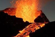 Volcanoes* / by Sandra Lederer
