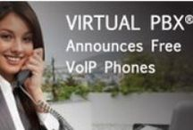 VirtualPBX / The VirtualPBX affiliate program pays you $$$ on referred sales! / by Snow Consulting
