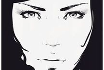 INSPIRED Artist / Illustrators I admire / by Mekel Fashion Illustration