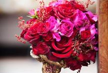 BOQUETS! / I love flowers!  I was a florist for years. for a great private florist,my friend,,Michele in OC,CA 714-639-2838. / by Val Berry