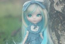 Dolls / by Beckie Voigts