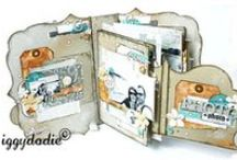 Paper Crazy - Mini Books & Albums / by Laura Hayden