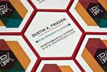 Business Card Designs / by Bradley Rothwell