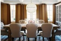 dining room / by Annie Vincent
