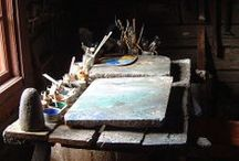 ...a studio... / by Lindsay Roberts