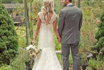 Here comes the bride... / by Kailey Harris-Verhagen