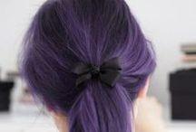 Hair Style / by Carol Miyuki