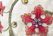 Embroidery / hand embroidery / by Mary Corbet