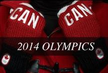 2014 OLYMPICS / Supporting Canada's athletes with our Olympic Collection | #HBCOlympics / by Hudson's Bay