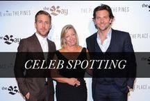 CELEB SPOTTING / Celebrities  / by Hudson's Bay