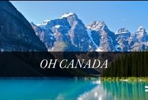 OH CANADA! / The most beautiful and inspiring destinations this great land has to offer.  / by Hudson's Bay