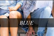 BLUE / From your favourite denim to ocean waves, blue is a hue we love. / by Hudson's Bay