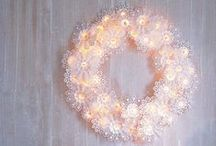 Wreaths / Wreath Ideas for a perfect warm welcome of Your Guests. / by Festive Lights