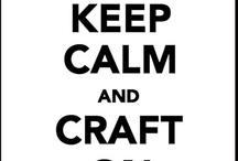 I wanna craft it up / by Elizabeth Fausett