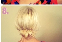 hair. / by cindylitwin