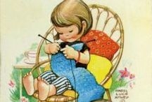 Knitting! / by Brocantehome