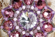 Beading Inspirations #2 of 5 / Beading, Pleasing to the eye and the soul... / by Sharon A. Kyser