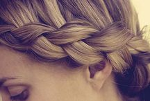 Make up & hairstyles. / by Maureen McCawley