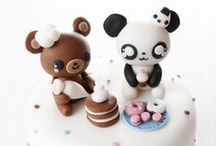 Cake- Modelling inspiration / by Cran Berry