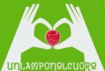 """#UnLampoNelCuore / Con questa iniziativa, i food blogger che aderiscono a """"unlamponelcuore"""" intendono far conoscere il progetto """"lamponi di pace"""" della Cooperativa Agricola Insieme (http://coop-insieme.com/),nata nel giugno del 2003 per favorire il ritorno a casa delle donne di Bratunac. Ricette a base di lamponi invadono la rete. / by Cran Berry"""